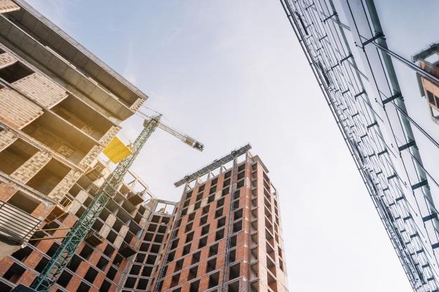 La construcción ha sido el principal motor de paralización de la actividad